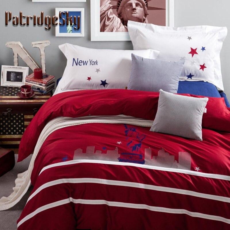 achetez en gros couette new york en ligne des grossistes couette new york chinois aliexpress. Black Bedroom Furniture Sets. Home Design Ideas