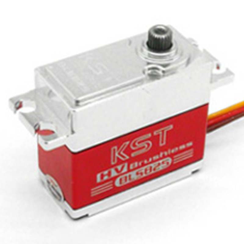 Tarot-RC Original KST BLS825 HV Brushless Motor Digital Servo High Voltage for RC 1/8 Car Buggy jx pdi 5521mg 20kg high torque metal gear digital servo for rc model
