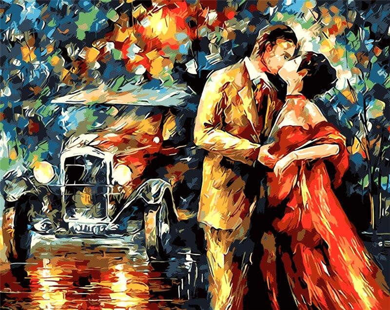 Художники современные рисунок влюбленных, открытки