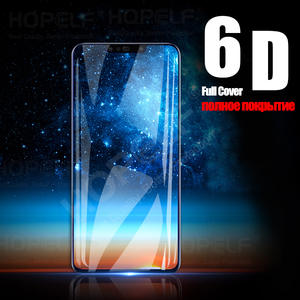 6D Glass for Huawei Nova 3 Protective Glass on for Nova 3i Cover Curved Phone Screen
