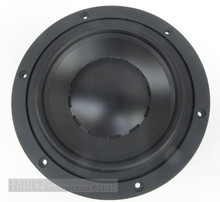 مكبر الصوت الأصلي HiVi D6.8B بمقاس 6.5 بوصة midium bass مكبر صوت بإطار من الألومنيوم 8ohm 120W