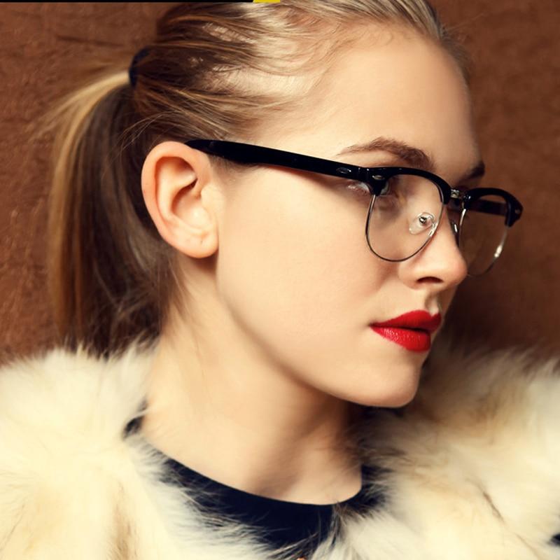 new grade eyewear frames eye glasses frames for women men spectacle frame ladies degree optical computer