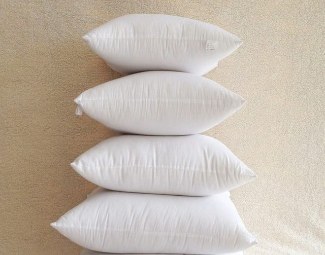 Home Cushion Inner Filling Cotton Padded Pillow Core For Sofa Car Soft Insert 14 16 18 20 22 24 Inch