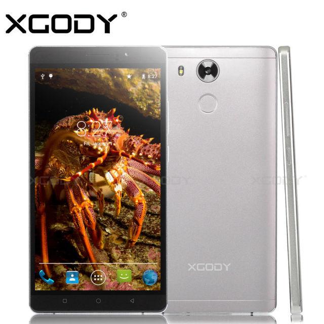 6 ''Teléfono de Cuádruple Núcleo Dual Sim T-mobile Desbloqueado Teléfono Celular Con Cámara 5.0MP RAM 512 MB + ROM 4 GB Smartphone Android 6.0