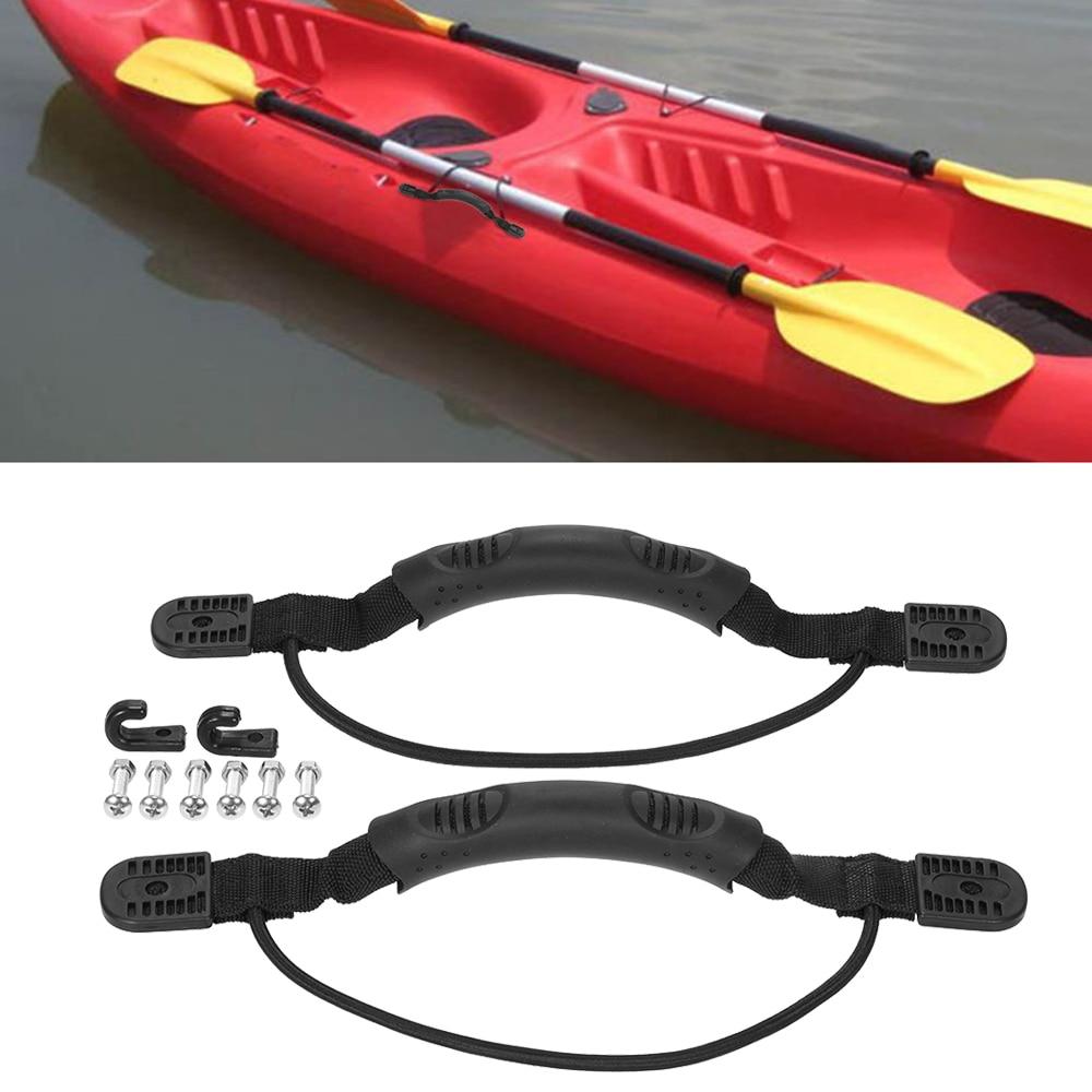 Aliexpress.com : Buy 2 Side Kayak Paddle Handles Mount ...