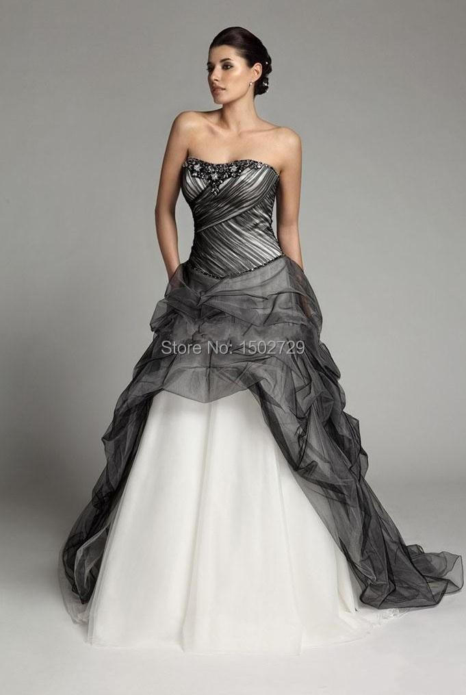 Compare Prices on Plus Size Gothic Wedding Dresses- Online ...