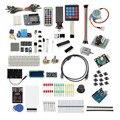 Nova Atualização Starter Kit UNO R3 Servo Motor Breadboard LCD1602 Para Arduino Sensor de Componentes Relé Starter Kit com caixa