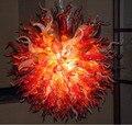 Современные подвесные светильники из выдувного стекла Турецкая мозаичная лампа