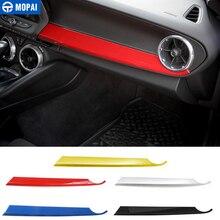 MOPAI voiture intérieur avant passager siège copilote panneau décoration autocollants pour Chevrolet Camaro 2017 Up voiture accessoires style