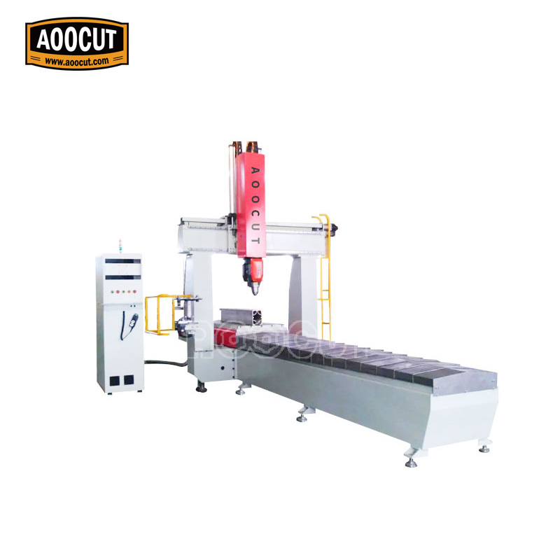 5 axis 1224 cnc woodworking machine popular 1