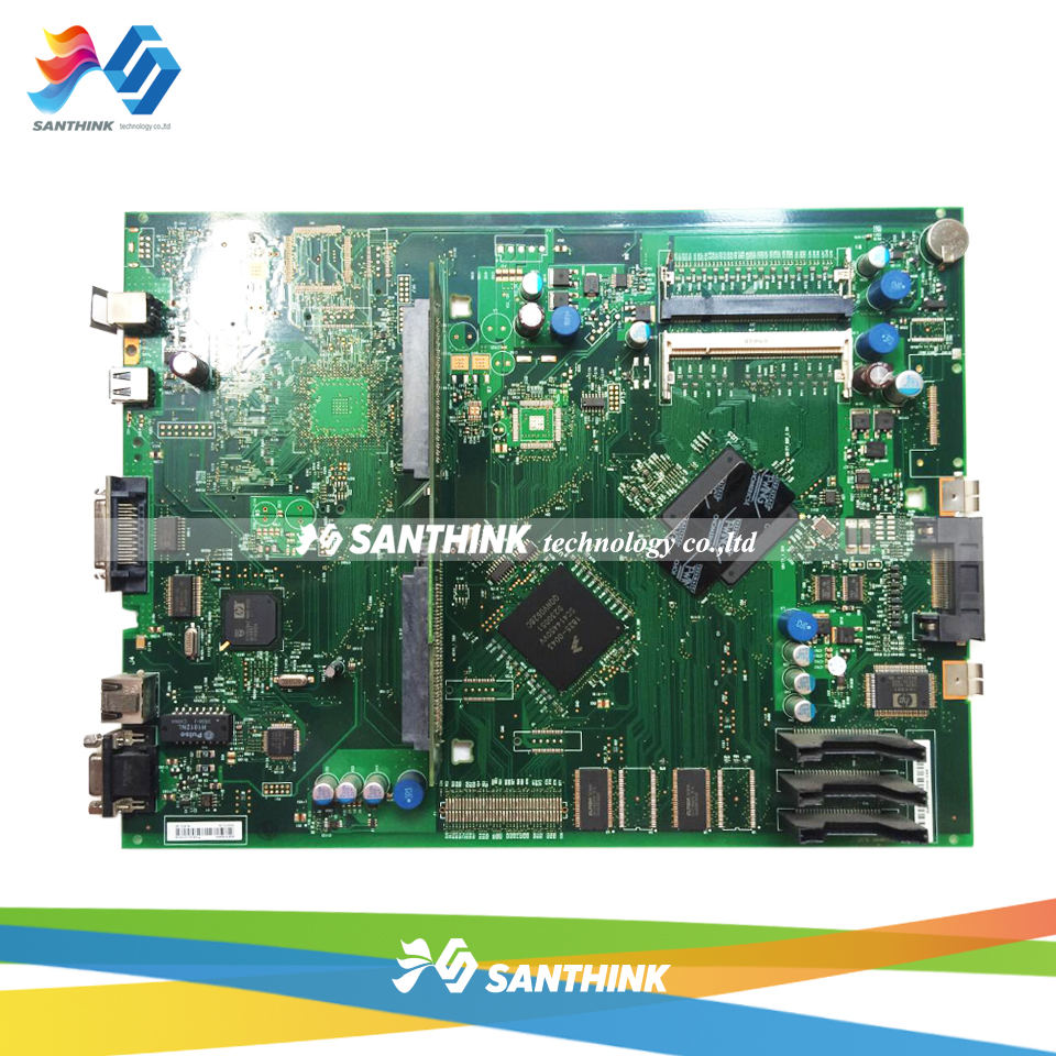 LaserJet Main Board For HP 4700 4700DN 4700N Q7492-67903 Q5979-60004 HP4700 HP4700DN HP4700N Formatter Board Mainboard formatter pca assy formatter board logic main board mainboard mother board for hp m775 m775dn m775f m775z m775z ce396 60001