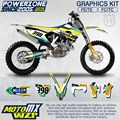 Husqvarna 2015 2016  2017 FE TE FC TC 125 250 300 450 500 Customized MX Team Graphics  Backgrounds Decals Stickers Kit