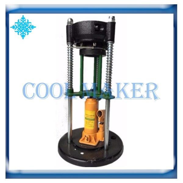 Universal auto air conditioner hose crimper handheld tool machine hot sale model