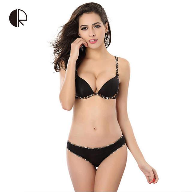 2630d85f6d821 placeholder Sexy Soft Brief   Smooth Bra Set Women Brand Designer 3 4 Cup  Sutia Bras