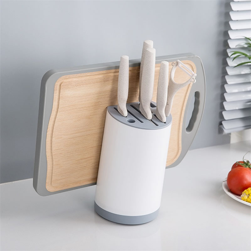 Upspirit Multi-function Kitchen Knife Holder Cutting Boards Organizer Chopping Boards Rack Knife Holder Rack Kitchen Utensil