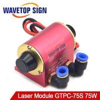 Лазерный модуль GTPC 75S 75 Вт GTPC 75S Yag лазерный диод 75 Вт JiTai YAG лазерный модуль 75 Вт GTPC 75S разъем 90 градусов