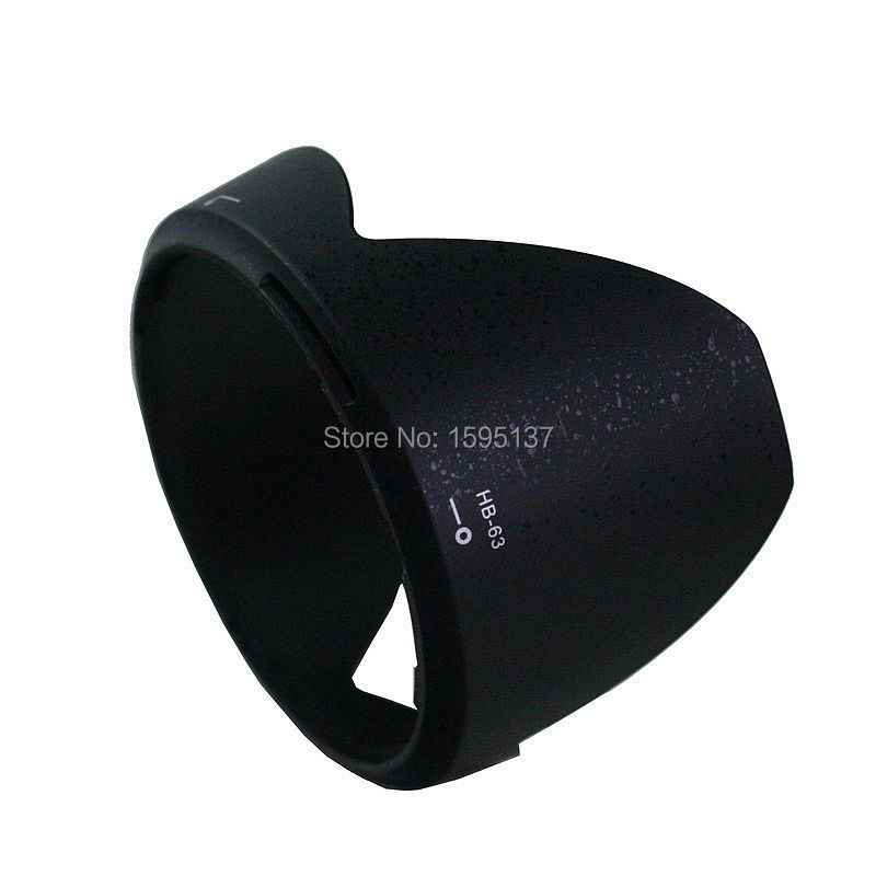 10 Pcs /perfect Hb-63 Hb63 Bayonet Mount Lens Hood For Nikon Af-s 24-85mm F/3.5-4.5g Ed Vr 24-85