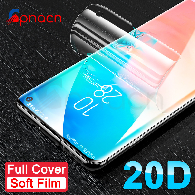 10D Hydrogel Film For Samsung Galaxy S10 S9 S8 Plus Note 9 8 S10e Full Curved Screen Protector For Samsung A6 A8 Plus 2018 Film