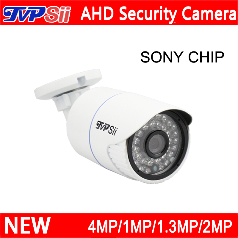36pcs Infrared Leds Light 5mp/4mp/2mp/1.3mp/1mp White Color Metal AHD CCTV Security Surveillance Cameras Free Shipping mp