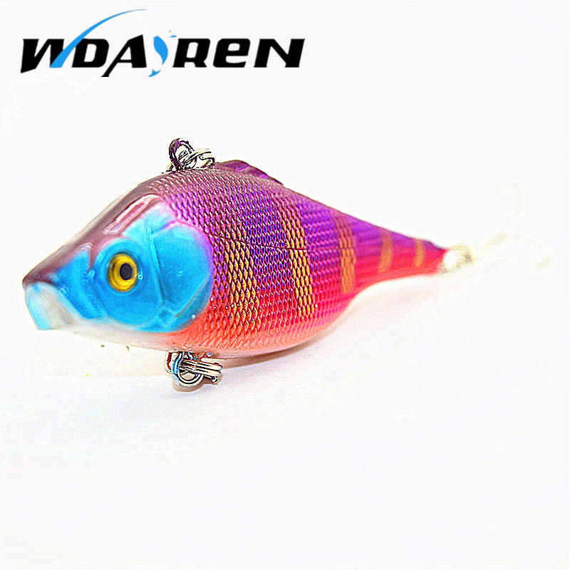 VIB Fishing Lure 6.5CM 9.5G Pesca Fishing Wobbler Crankbait Artificial Japan Hard Bait Tackle Swimbait 6 Colors Available FA-236 24 colors for choose fishing lure minnow crankbait pencil lures wobbler pesca artificial swivels hard bait swimbait tackle