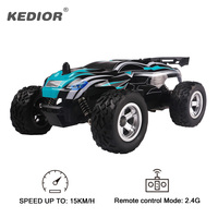 2 4G High Speed RC Car 4WD Drift Remote Control Model Off Road Vehicle Toy 1