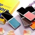 Профессиональный Мини MP3 музыкальный Плеер W7 поддержка TF карт спикер диктофон Чтения Электронных Книг FM Радио спорт colorful MP3 player W7