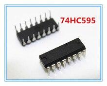Eletrônico ComponentsFree Grátis 20 PCS SN74HC595N 74HC595N 74HC595 DIP-16