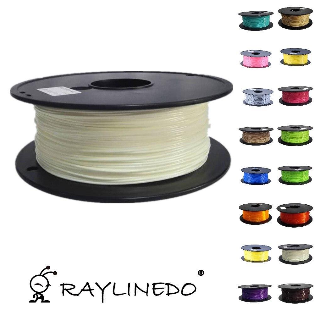 Ivory Color 1Kilo-2.2Lb Quality ABS 1.75mm 3D Printer Filament 3D Printing Pen Materials
