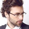 Мужчины Сплава с Памятью Оптический Очки Светоотражающие Очки для Работы на Компьютере