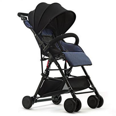 Lightweight stroller alta paisagem pode sentar mentira bolso verão das crianças carrinho de criança carrinho de bebê portátil