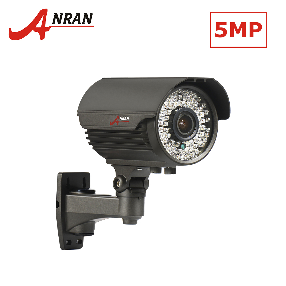 ANRAN H.265 Outdoor Security 4MP POE IP Camera HD 1920P IR Night View P2P Onvif Outdoor Waterproof CCTV Camera Email Alert bullet hd 4mp 3mp ip camera onivf outdoor poe cctv security camera ir night h 265 h 264 cctv surveillance camera xmeye p2p view