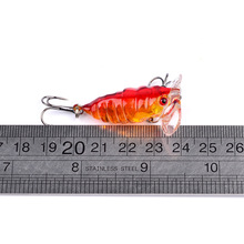 1pcs Cicada Insect Bait Fishing lure 4cm-4.2g bionic hard Artificial floating Bait