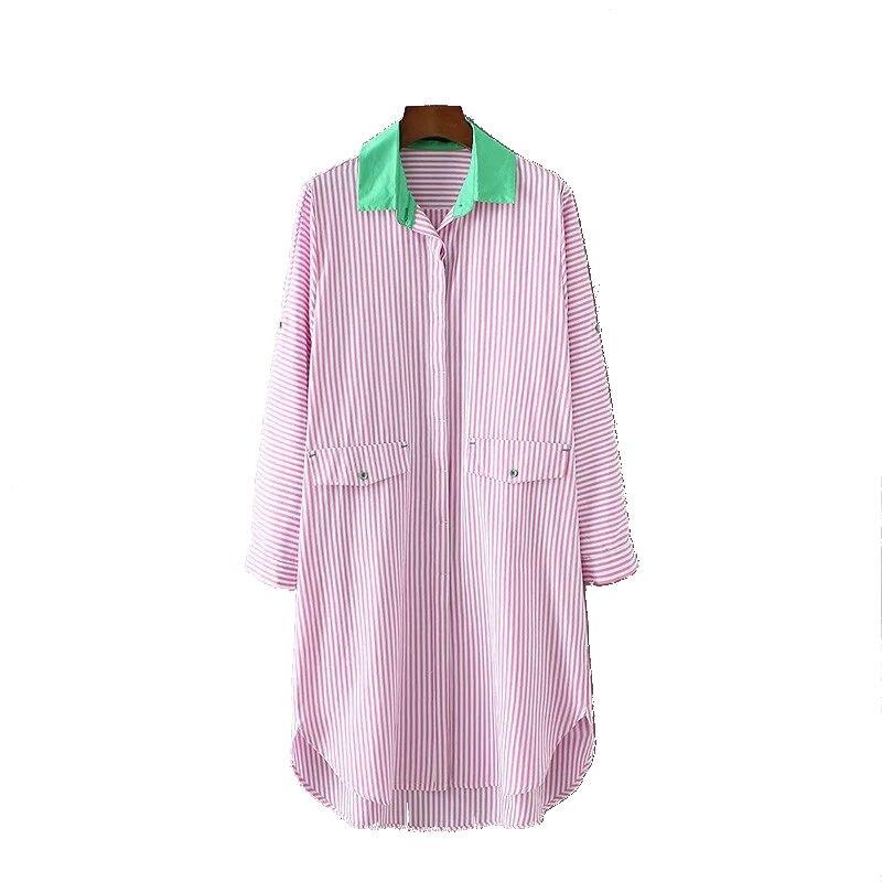 Buy dophee Female Blouses Long Sleeve Women's Tops Shirts