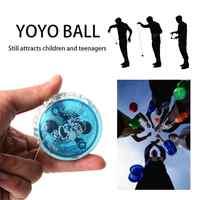 Alta Velocidade YoYo Bola Luminosa Yo-Yo Mecanismo de Embreagem Do Partido Dos Miúdos Brinquedo LED Piscando Brinquedos de Entretenimento Para Crianças
