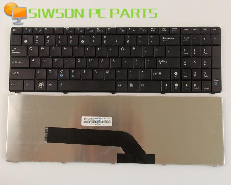NEW FOR ASUS K70 K60 K50 K51 K70IJ K61 K70I K70IC us Keyboard