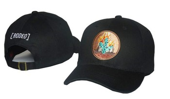 2021 marka nowy Baseball czapki dostosowane projektant 6 Panel tata kapelusz czapka bejsbolówka Travis Scotts rodeo czapka czapki z daszkiem kobiety M tanie i dobre opinie VORON Dekoracji Cztery pory roku Zwierząt Adult CN (pochodzenie) COTTON OUTDOOR Unisex Na co dzień Adjustable Summer2021