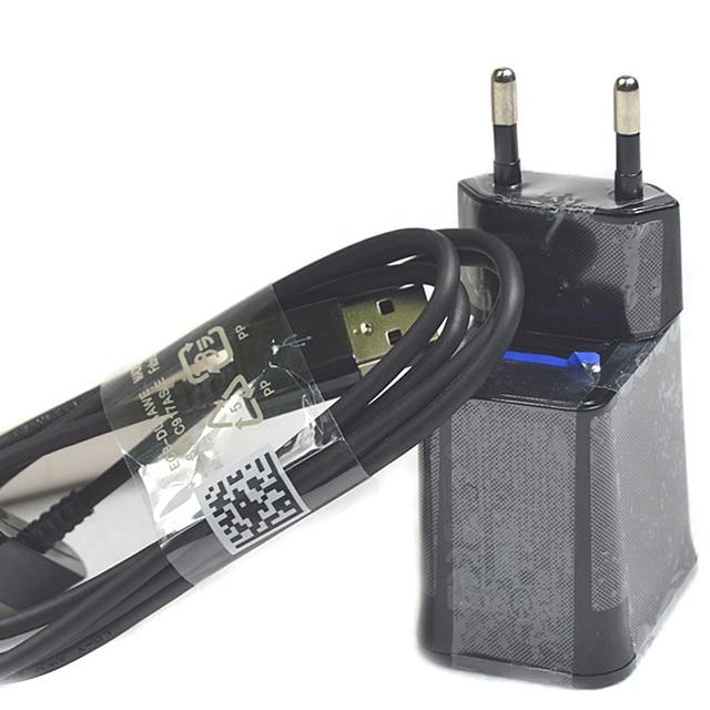Brankbass 5 v/2a ee.uu./ue plug cargador de pared + cable usb para samsung galaxy tab 2 3 7.0 8.9 10.1 nota 2 tablet p1000