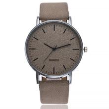women's watches brand luxury fashion ladies watch women leather 7 colors Grind Clock dial Clock Wristwatch Relogio Masculino #7