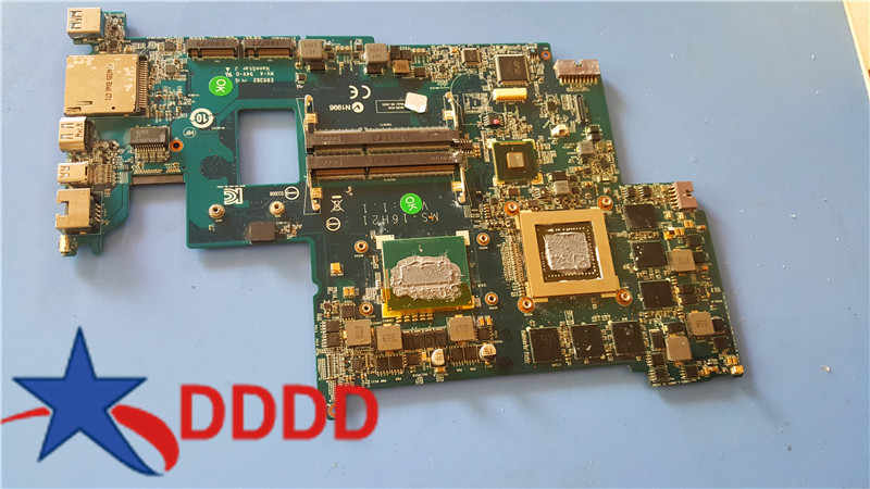 Original MS 16H2 MS 16H21 FOR MSI GS60 LAPTOP MOTHERBOARD