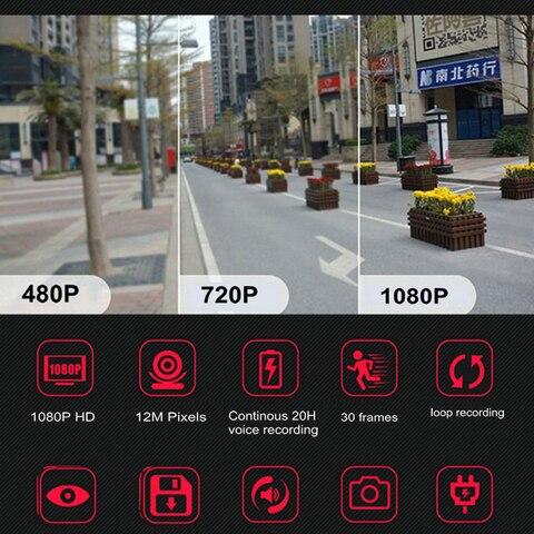 Mini Camera HD 1080P A7 Body Cameras Digital Camcorders DVR Night Vision Loop Recording Dashcam Baby Monitor Multan
