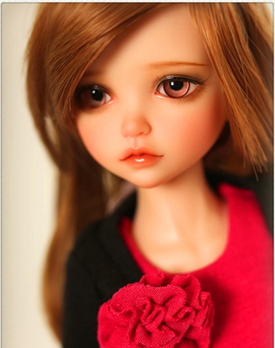 AQK 1/6 BJD/SD Cute resin girl doll Roni girl spot Free eyes вок wok oursson pw 2822 p dc
