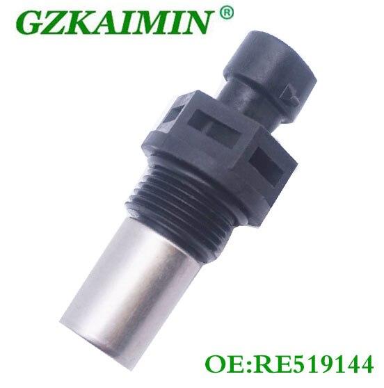 NEW Crankshaft Position Sensor Speed Sensor 2-Pin Crank Shaft  RE519144 FOR G-M John Deere