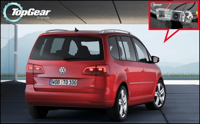 Car Camera For Volkswagen VW Touran High Quality Rear View Back Up