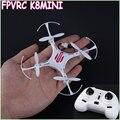 1pcs 100% Original FPV RC K8MINI 2.4G 4-Ch HD 4 Axles Quadcopter 360 Degree Wholesale