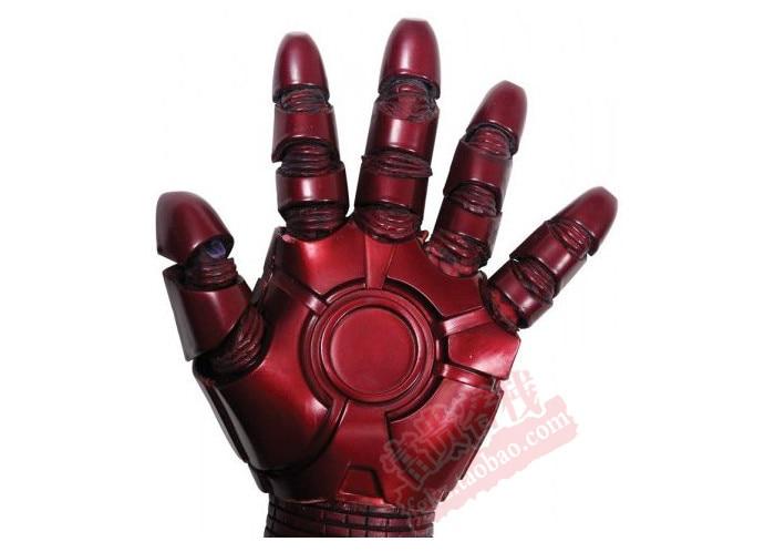 3D Paper Model The Avengers Iron Man Hand DIY Souptoys For Children Adult