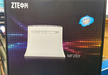 100M ZTE MF283 LTE 4G 3g Wireless gateway,ZTE MF283 wireless router