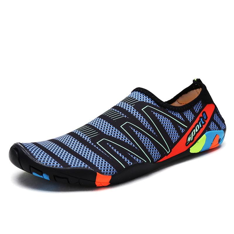 Drop-shipping Outdoor lovers beach Summer Outdoor Shoes Upstream Walking Water Quick Drying sneaker Shoes zapatos de hombre 3