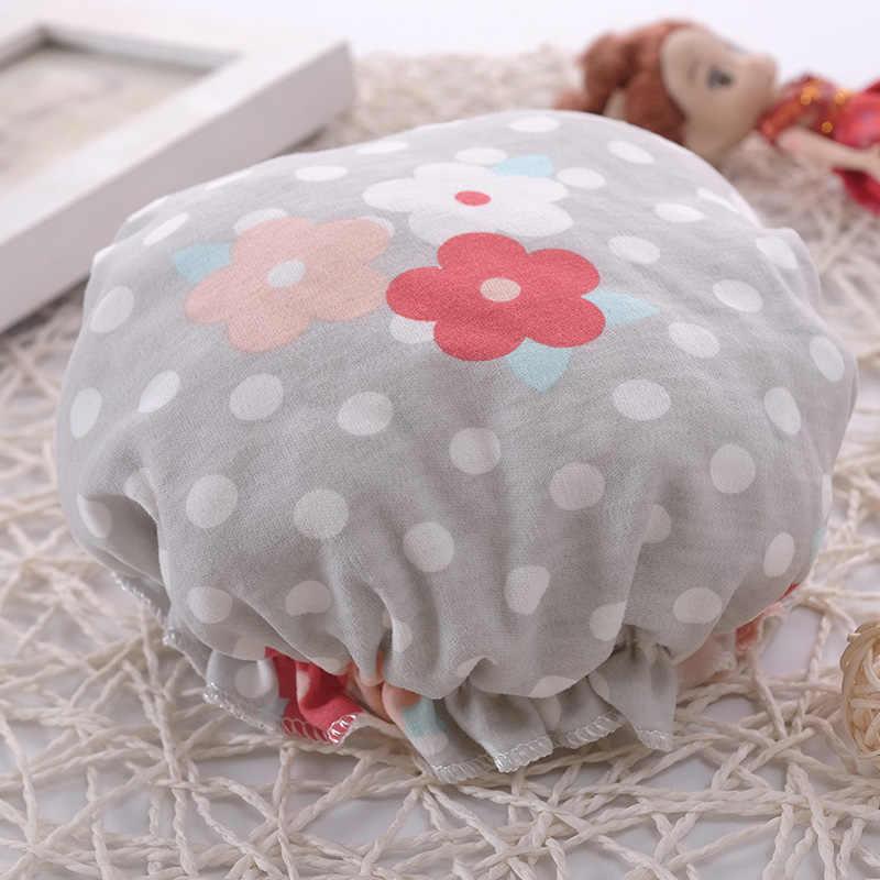 100% כותנה תינוקת קיץ כובע יוניסקס רך חמוד תינוק כובע פעוט תינוקות בני בנות יילוד כובע עבור 0-6 חודשים