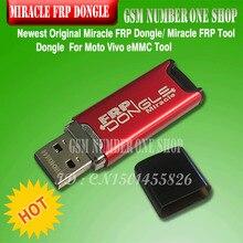 Новейший оригинальный ключ Miracle FRP, инструмент Miracle FRP, ключ для инструмента Moto Vivo eMMC, 2020
