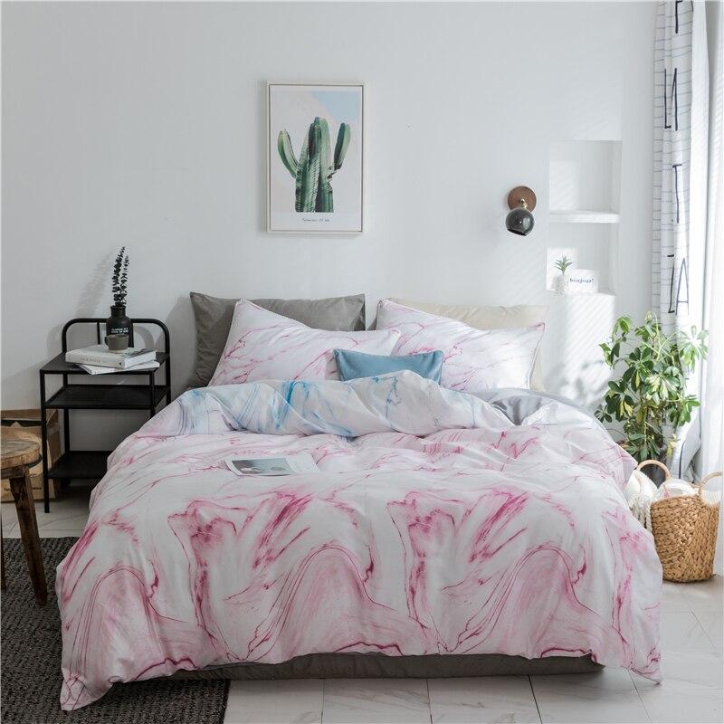 100% algodón doble reina rey niños Ropa de cama set hojas impresión ...